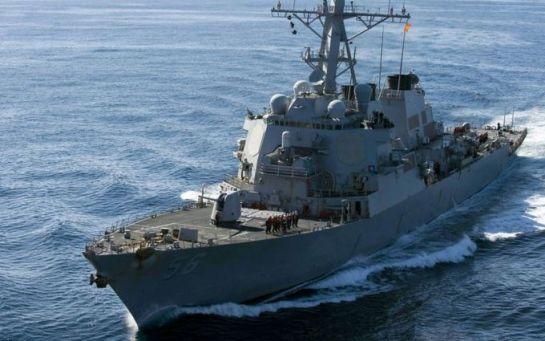 Инцидент с эсминцем США: стала известна судьба пропавших моряков и командующего