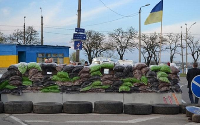 На склад с боеприпасами в Запорожье с беспилотника были сброшены мины