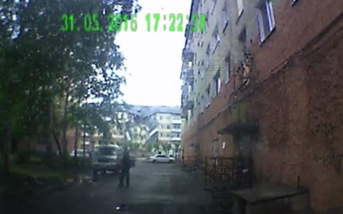 Обвалення будинку в Росії: в мережі з'явилося драматичне відео