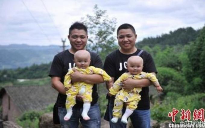 У маленькому китайському селі живуть 39 пар близнюків: опубліковані фото