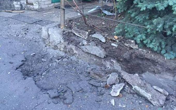Боевики обстреляли остановку вАвдеевке, есть раненые,— полиция