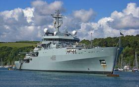 У Чорне море увійшов британський військовий корабель