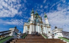 Україна передала Андріївську церкву в користування Константинополю