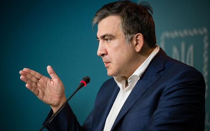 Саакашвілі зробив гучну заяву на адресу Луценко: з'явилося відео