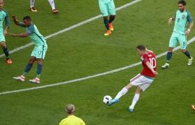 Названий кращий гол Євро-2016: опубліковано відео