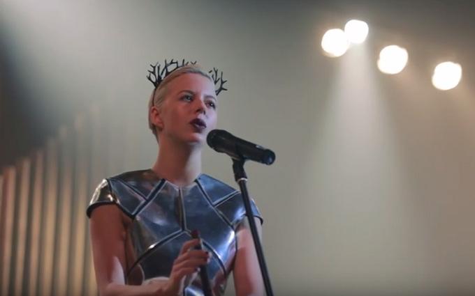 Українська співачка вразила новим кліпом з оркестром: опубліковано відео