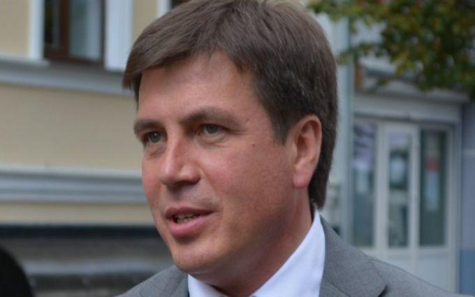 Облаяний віце-прем'єр прокоментував мат від Гройсмана