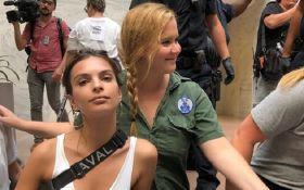 В Вашингтоне арестовали известную модель Эмили Ратаковски - шокирующие подробности и фото