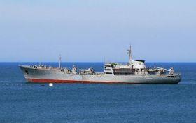 Пожежа на військовому кораблі в Одесі: з'явилися нові подробиці