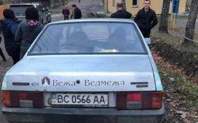 Лесная мафия: на Львовщине избили депутата-радикала