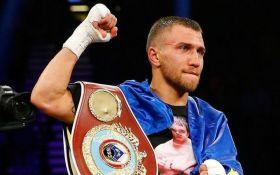 Ломаченко возглавил рейтинг лучших боксеров мира