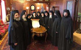 Томос про автокефалію повертається в Україну: його підписали всі члени Синоду Вселенського патріархату