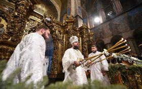 У Софії Київській проходить інтронізація глави ПЦУ Епіфанія: онлайн-трансляція
