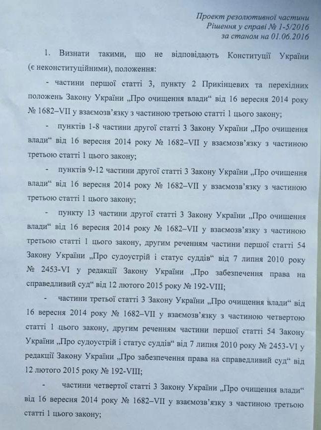В Україні можуть скасувати одне з головних рішень нової влади: опублікований документ (1)