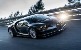 Представлена заміна Bugatti Veyron