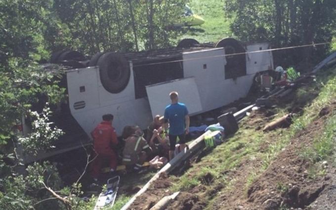 Трагедія з українцями в Норвегії: з'явилися фото і нові подробиці
