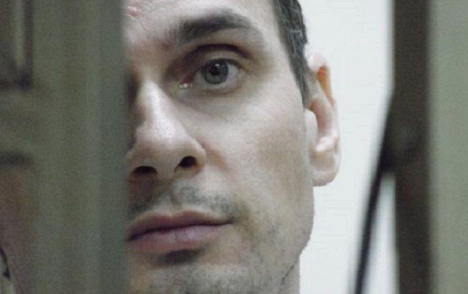 89 дней без еды: появилось фото крайне истощенного Олега Сенцова