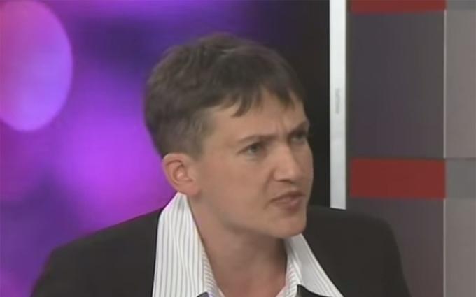 Савченко заявила, що бойовики Донбасса хочуть того ж, що і Майдан: опубліковано відео