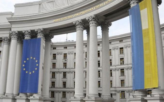 У МЗС України відхрестилися від прохання чиновників Путіна
