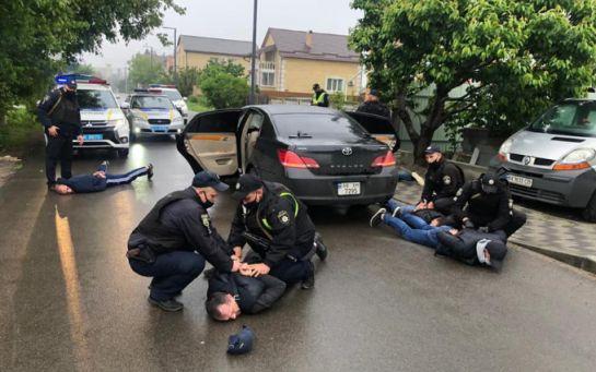 Кримінальна розбірка у Броварах: в МВС розкрили шокуючі деталі