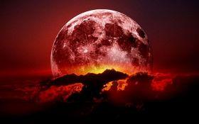 """Самая продолжительная """"Кровавая Луна"""" века: когда украинцы увидят уникальное космическое явление"""