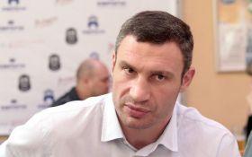 Щигля дам: Кличко грубо відповів активісту на виклик до суду, опубліковано відео