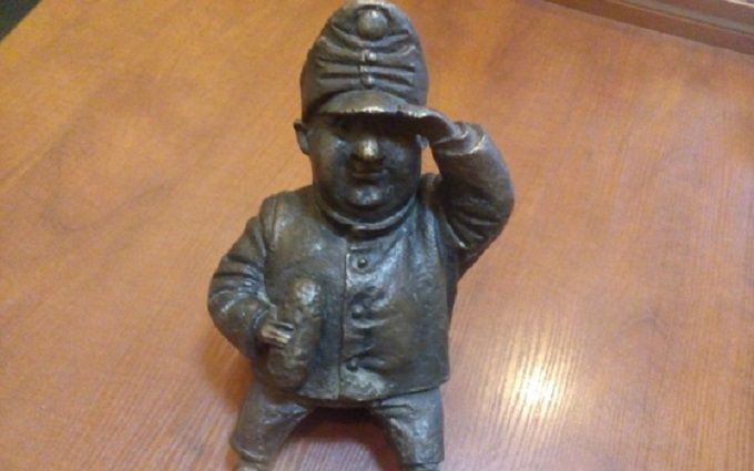 В Одессе нашли похитителя скульптуры солдата Швейка