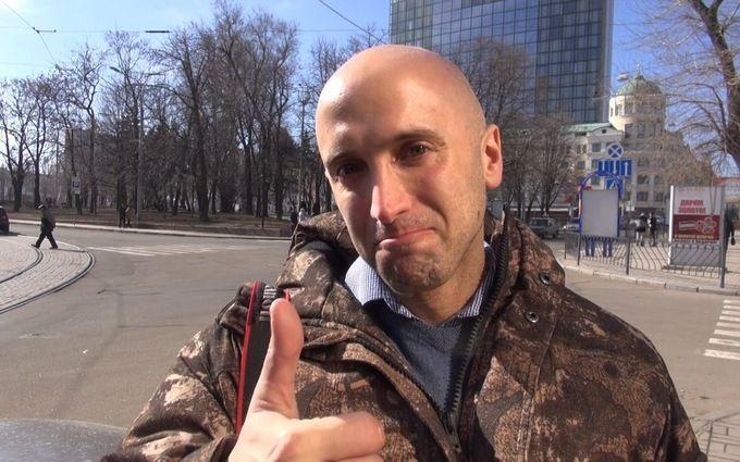 Британский пропагандист ДНР обратился к Трампу: в соцсетях хохочут