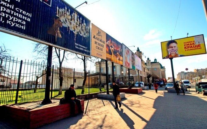 Київ без реклами: заборона діє в історичному центрі столиці