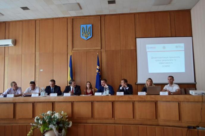 Глава Мін'юсту розповів про успіхи децентралізації та правову допомогу українцям (1)
