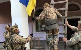 ВСУ улучшили позиции в новом занятом населенном пункте на Донбассе: появилось видео