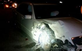 В Киеве в масштабном ДТП пострадали семь авто: появились фото
