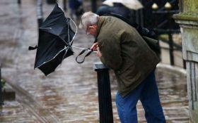 Спасатели объявили штормовое предупреждение по Украине