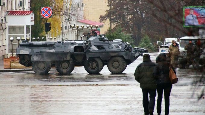 """""""ЛНР"""" готується до збройного протистояння """"ДНР"""" - ЗМІ"""