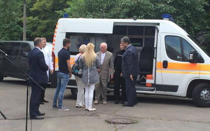 Солошенко і Афанасьєв в Києві, одеські сепаратисти в Москві: з'явилися фото і відео (1)