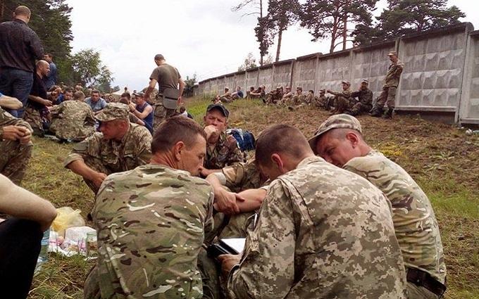 """У мережі показали """"зраду"""" на українському полігоні: з'явилося відео"""