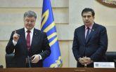 """Саакашвили """"сдал"""" Порошенко: сделано громкое заявление"""