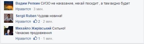 Суд прийняв рішення щодо арешту Єфремова (2)