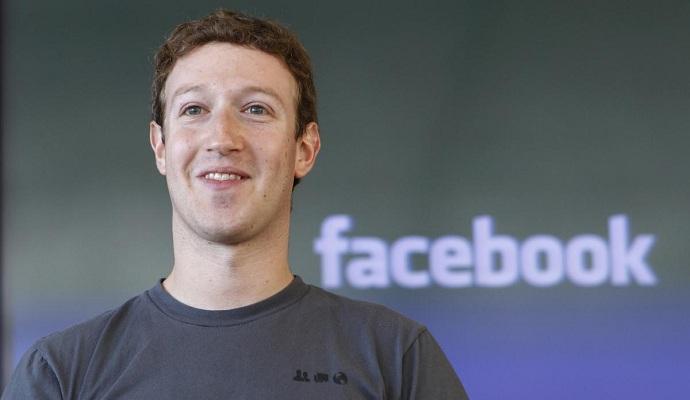 Цукерберг занял 4-е место в рейтинге самых богатых людей планеты