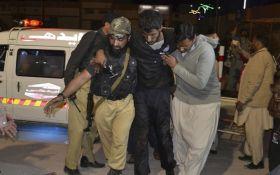 В Пакистане напали на полицейскую академию, много погибших: появились фото и видео