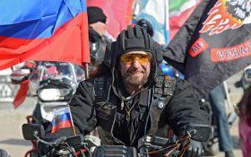 Основну частину байкерів Путіна не пустили в Польщу
