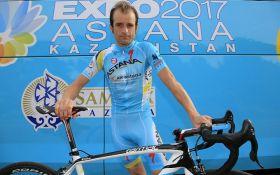 В ДТП погиб известный итальянский велогонщик