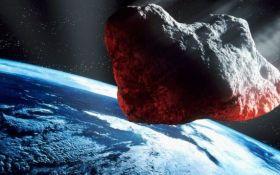 К Земле летит огромный астероид-небоскреб: NASA показало видео