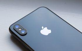 Акции Apple начали стремительно падать после презентации новых iPhone