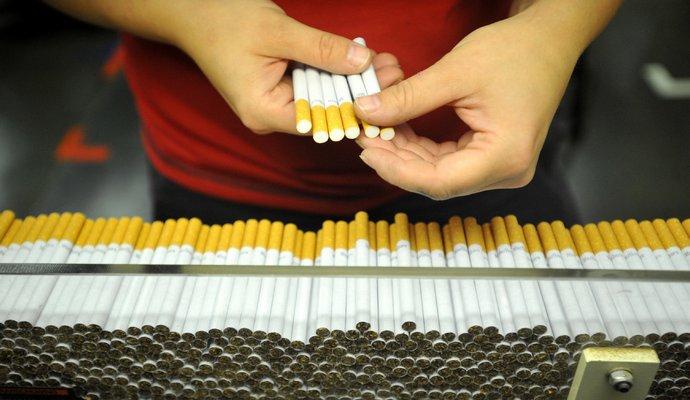Обнаружен канал контрабанды сигарет в страны ЕС – ГПСУ