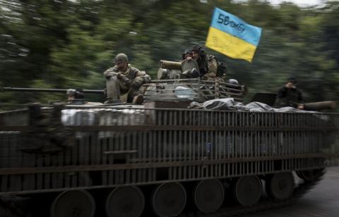 ЄС схвалює домовленість про відвід озброєння калібром менше 100 мм на Донбасі