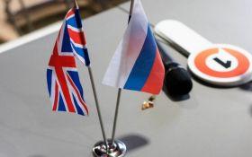 Британія почала арешти сумнівних активів РФ