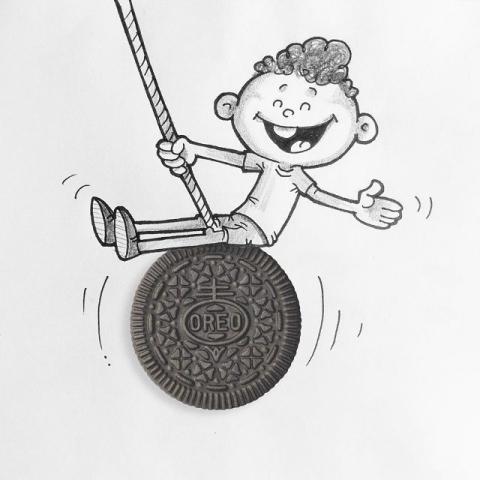 Оптимістичні і забавні малюнки (28 фото) (4)