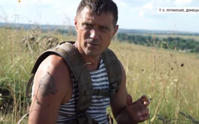 Як ЗСУ взяли позиції бойовиків на Донбасі: з'явилося нове відео