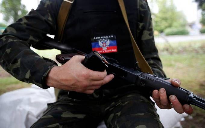 На Донбасі впіймали бойовика ДНР із загону Гіві: з'явилося відео